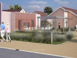 """Création d'un site Internet pour mon client 2BGH-IMMO dédié à son programme immobilier séniors avec services. """"Un village dans le village"""" à 68 Dannemarie."""