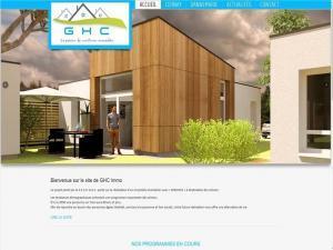 Création site Internet GHC Immo à 68700 Cernay