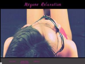 Création site Internet pour Institut de relaxation Megane à 68200 Mulhouse