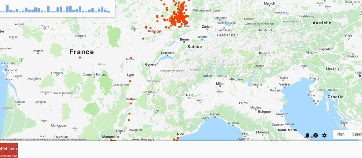 Google Maps ou un outil bien pratique pour les trajets Pro