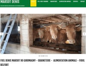 Alimentation animale - Graineterie animale Denis Marsot 90200 Giromagny