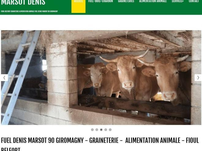 Alimentation animale - Graineterie animale Denis Marsot 90200 Giromagny
