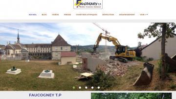 Refonte site Internet TP Faucogney 70 Cubry-Lès-Faverney