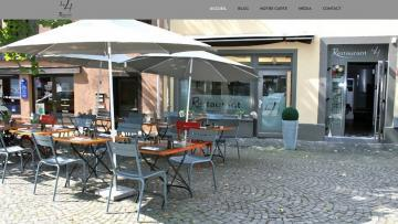Refonte site Internet Restaurant Le 4 - 68 Mulhouse