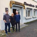 Vidéo aérienne drone et de présentation Chocolaterie Bruntz 68 Kingersheim