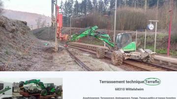 Création d'un nouveau site Internet pour Terraflo 68 Wittelsheim