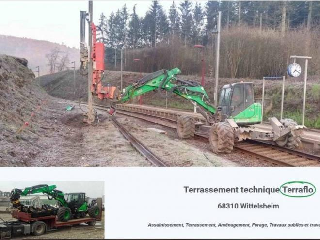 Création et référencement nouveau site Internet Terraflo 68 Wittelsheim entre Mulhouse Thann Cernay