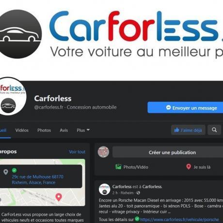 Carforless 68170 Rixheim
