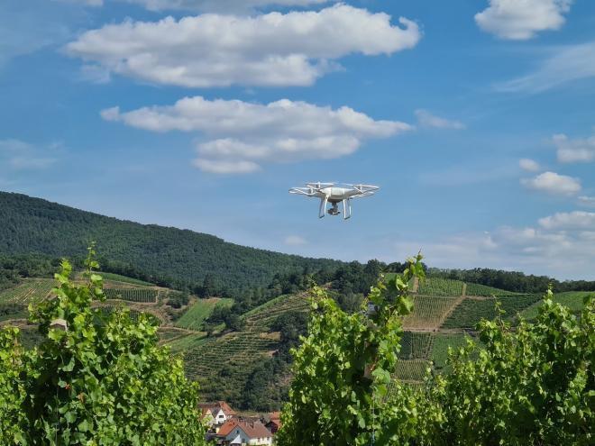 Cataclaude : Vide présentation d'entreprise et vidéo aérienne 68 Wittelsheim, Mulhouse, Richwiller, Thann, Cernay, Lutterbach, Colmar, ..