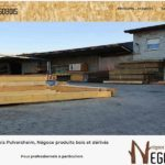 Création d'un nouveau site Internet vitrine pour NEGOBOIS 68 Pulversheim