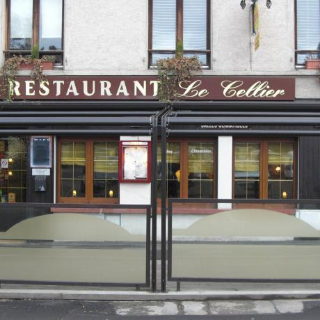 Restaurant Le Cellier 68 Mulhouse