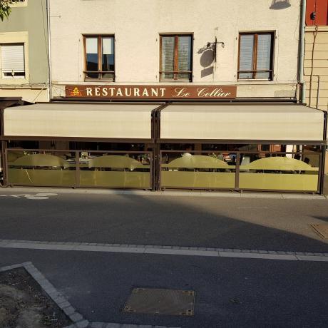Restaurant Le Cellier 68 à Mulhouse