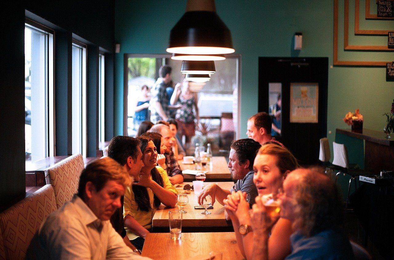 Soutien avec un brin d'humour pour les restaurants et auberges durement impactés par la crise sanitaire