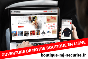 Mise en ligne réussie pour le nouveau site de ventes en ligne de MJ Sécurité 68 Burnhaupt-Le-Haut, spécialiste de la sécurité incendie, Vente de vêtements professionnels et de matériel #pompier, #gendarmerie ,agent de sécurité, #SSIAP ...