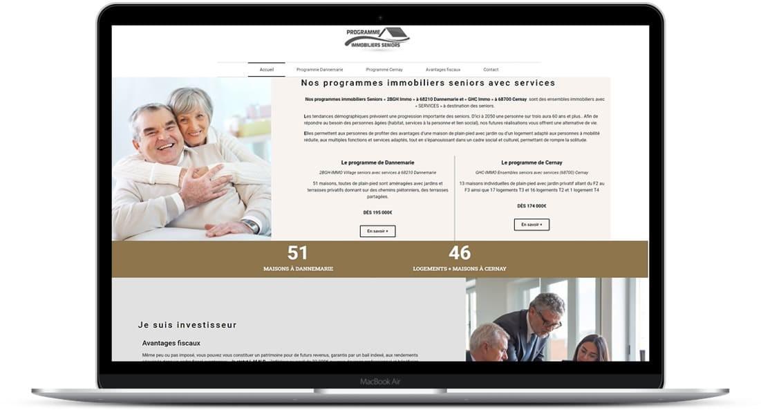 Création de site Internet à 68 Wittelsheim - Mulhouse. Votre site Internet commence à vieillir ou ne correspond plus tout à fait à vos attentes ni à celui de vos visiteurs / clients ? Alors il est temps de procéder à une refonte qui somme toute n'est pas si onéreuse pour une intervention technique et graphique de fond réussie. N'oubliez jamais que votre site Web est et reste la vitrine de votre entreprise d'où l'importance à le faire évoluer après la définition et compréhension de votre stratégie digitale.