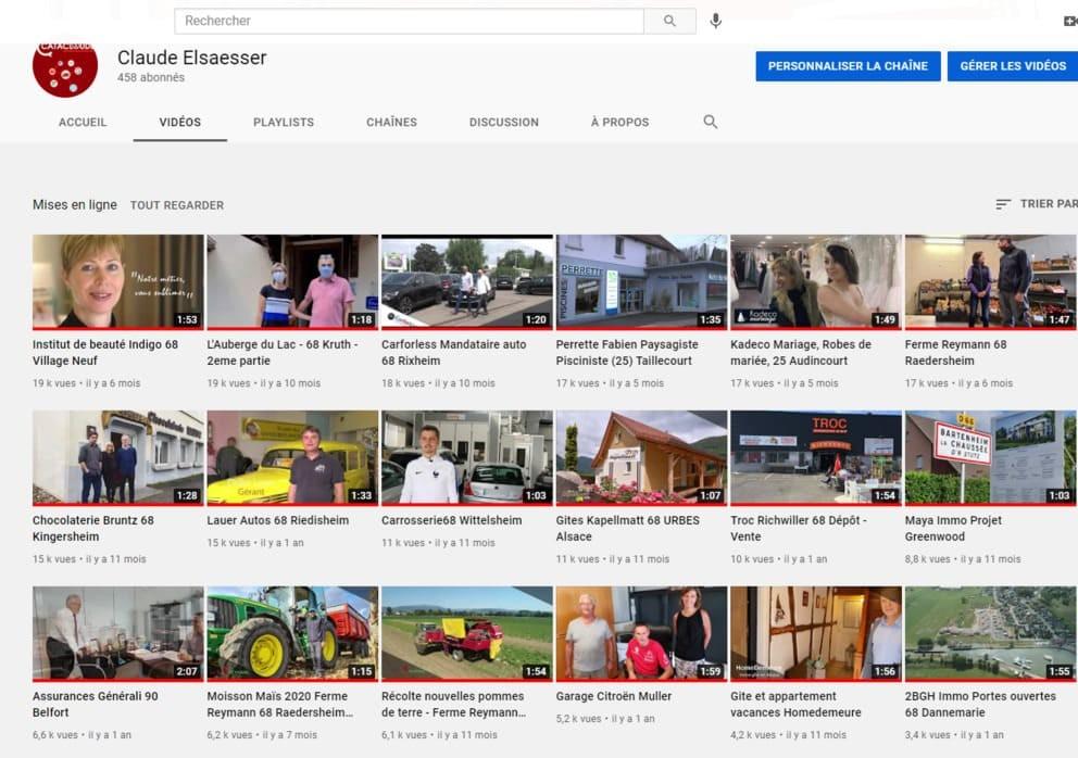 Cataclaude référencement naturel des vidéos dans les moteurs de recherche. (VSEO - SEO)