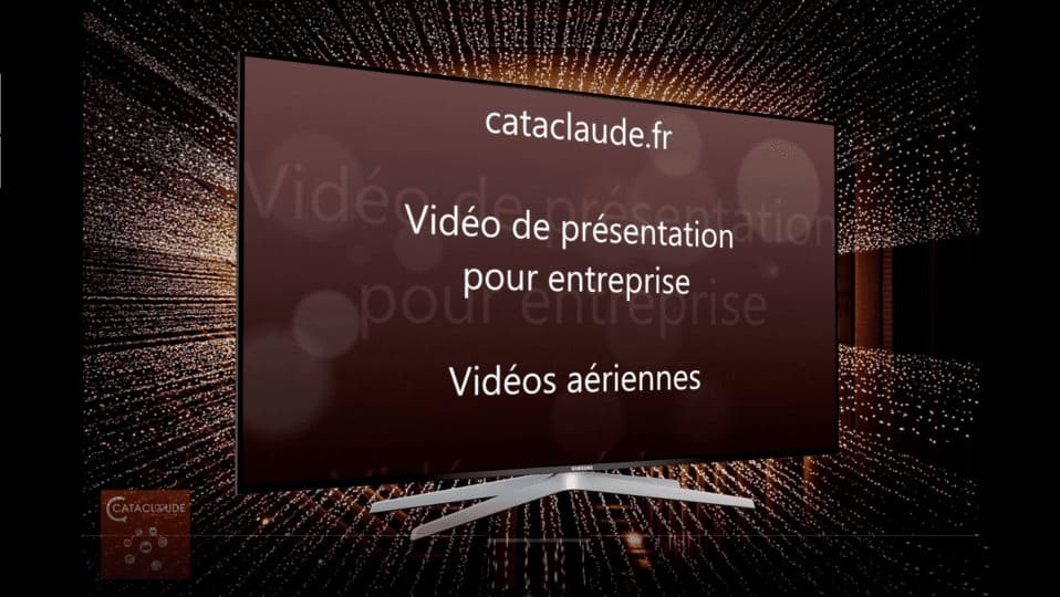 Références clients cataclaude - Vidéos de présentation pour entreprise