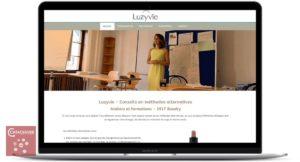 Creation site Internet pour Luzyvie - Conseils en méthodes alternatives Ateliers et formations - 2017 Boudry près de Neufchâtel (Suisse)