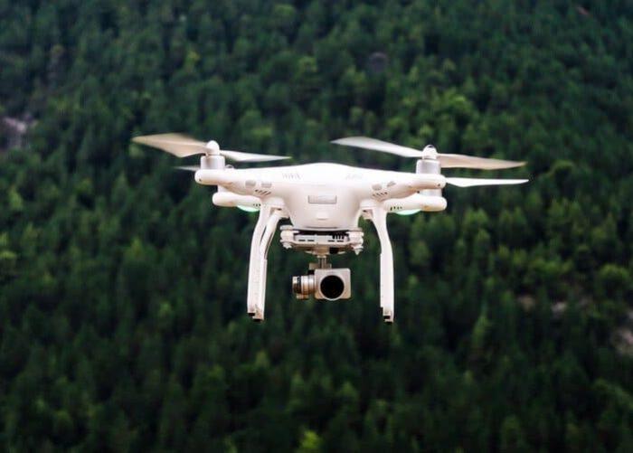 Présentation d'entreprise en video et Vidéo aérienne par drone