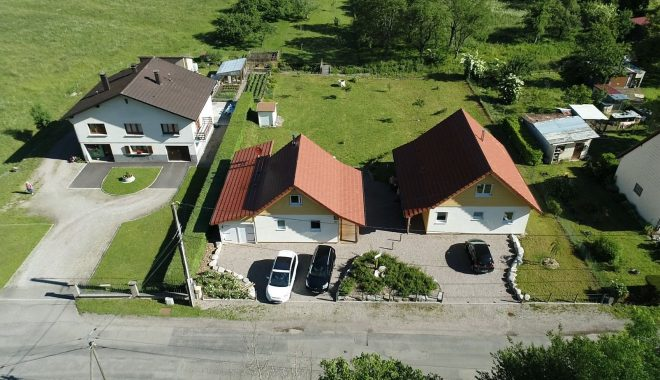 Création site Internet et vidéo aérienne pour gites du Kapellmatt à 68 Urbes au fond de la vallée de Thann